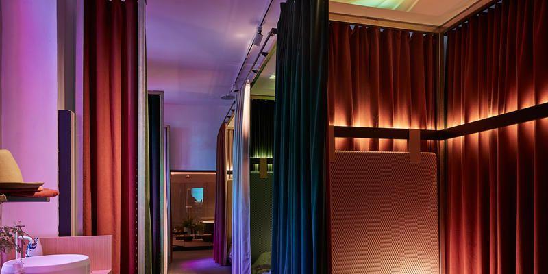 Le camere dell 39 elle decor grand hotel disegnate da for Elle decor hotel palazzo morando