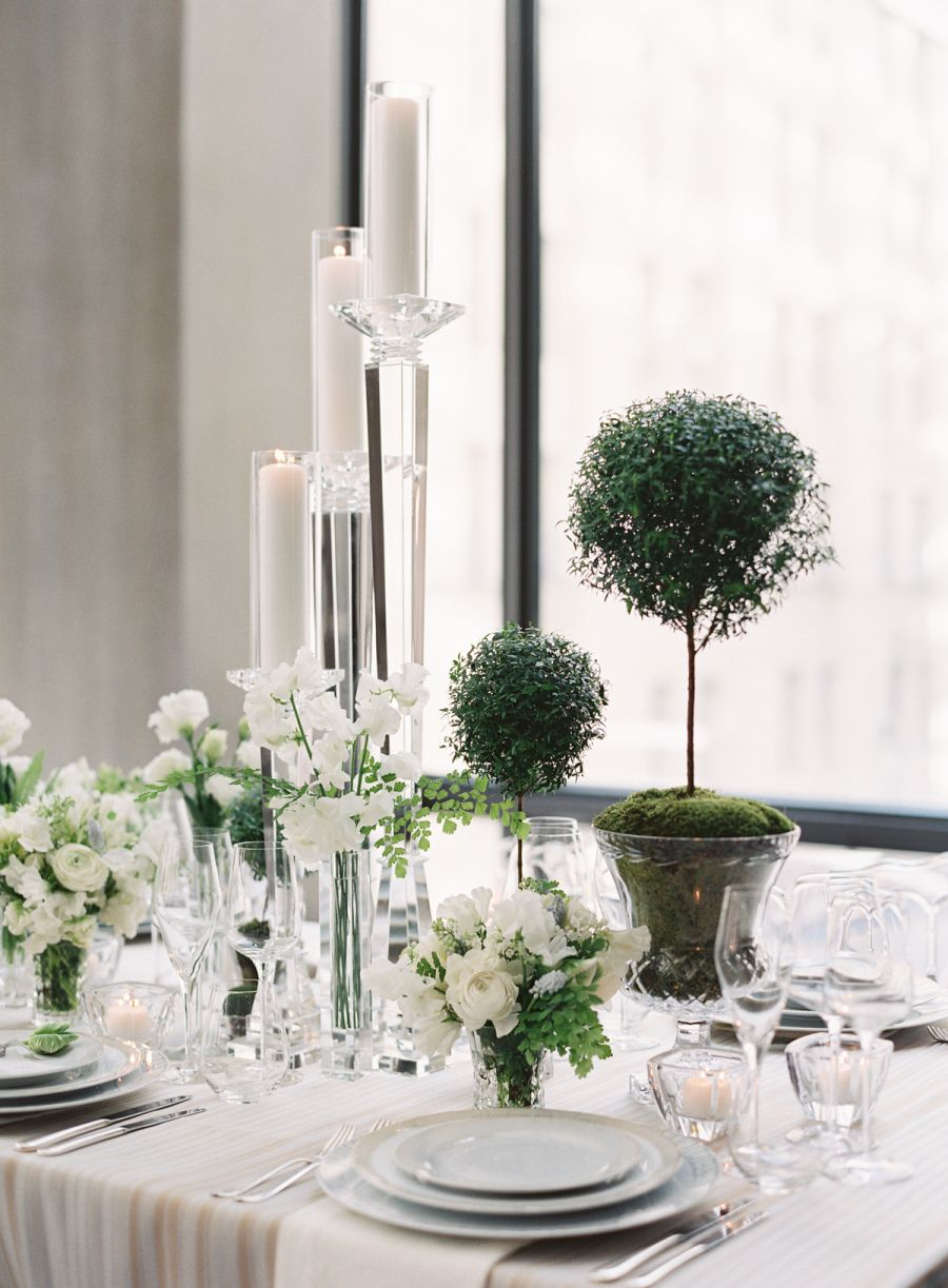 20+ Best Wedding Flower Centerpiece Ideas - Rustic and Modern Table ...