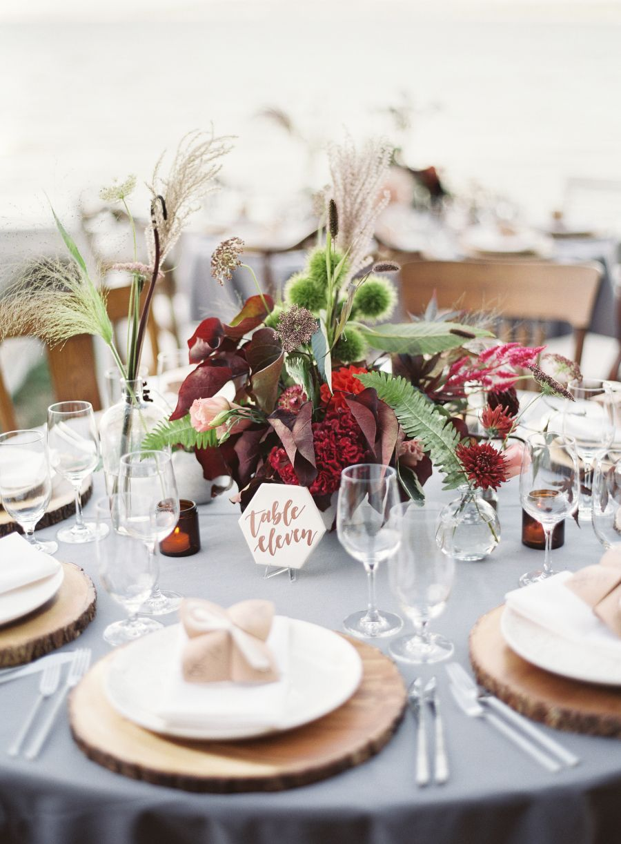 20+ Best Wedding Flower Centerpiece Ideas , Rustic and
