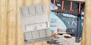 Om deze tien redenen wil je het nieuwste zomernummer van ELLE Decoration nu kopen.
