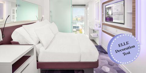 Hotelkamer in YOTEL