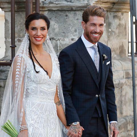 Resultado de imagen de pilar rubio boda