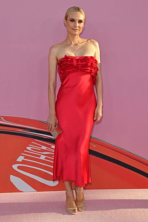 Diane Krugervestido invitada boda