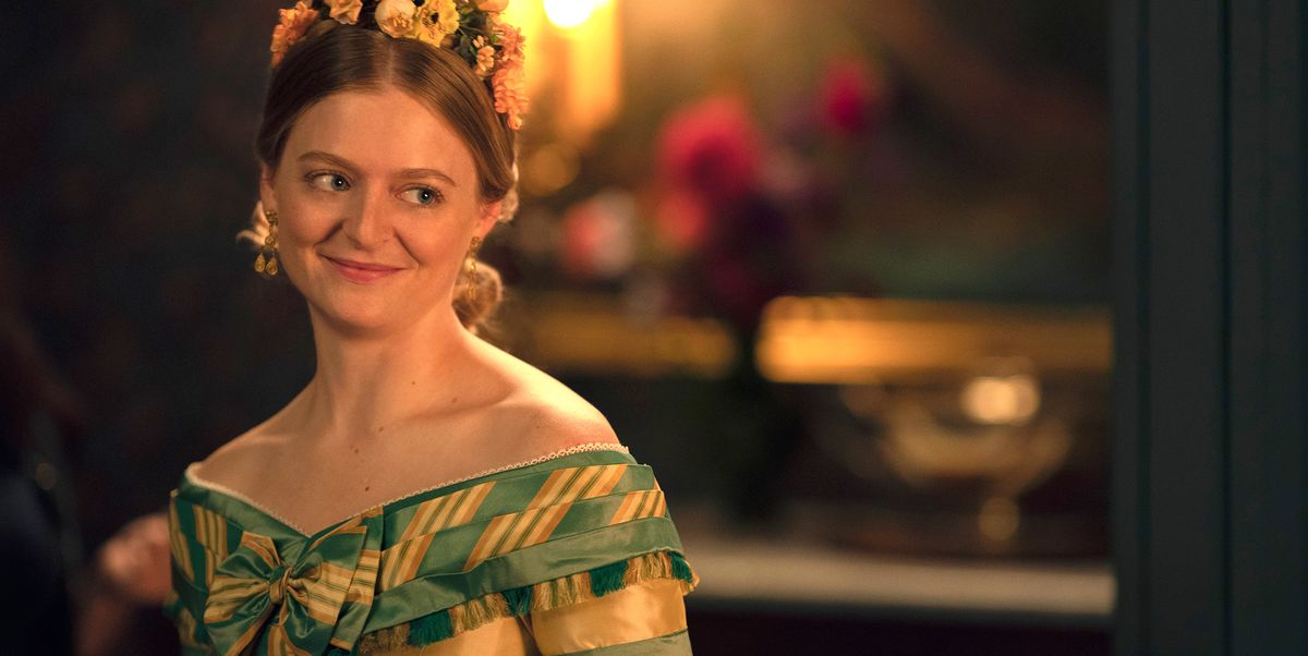 Lavinia Has a Questionable New Suitor in Exclusive 'Dickinson' Season 2 Clip