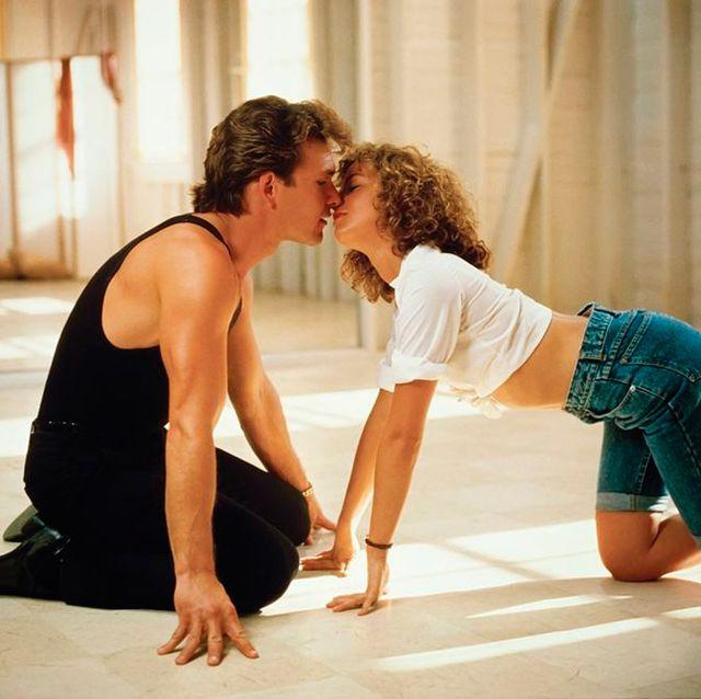 Jennifer Grey y Patrick Swayze en la película 'Dirty Dancing'