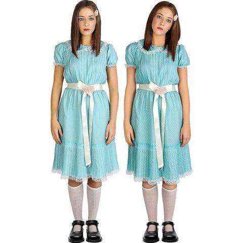 ideas disfraces halloween mujeres gemelas resplandor