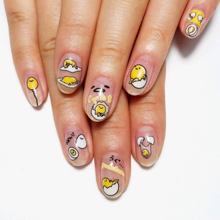 Courtesy - Cute Easter Nail Designs - 23 Nails Looks To Try For Easter Sunday