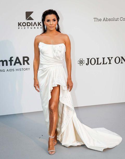 Eva Longoria gala amfAR Cannes 2019