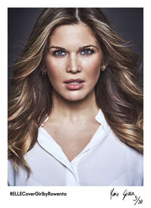 Looks del 'ELLE Beauty Hair Day' by Rowenta, fotos de Mario Sierra