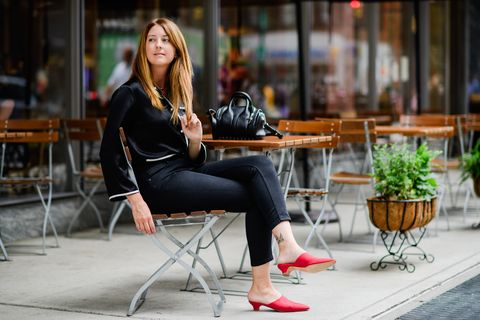 Sitting, Photograph, Street fashion, Beauty, Fashion, Leg, Footwear, Human leg, Urban area, Photography,