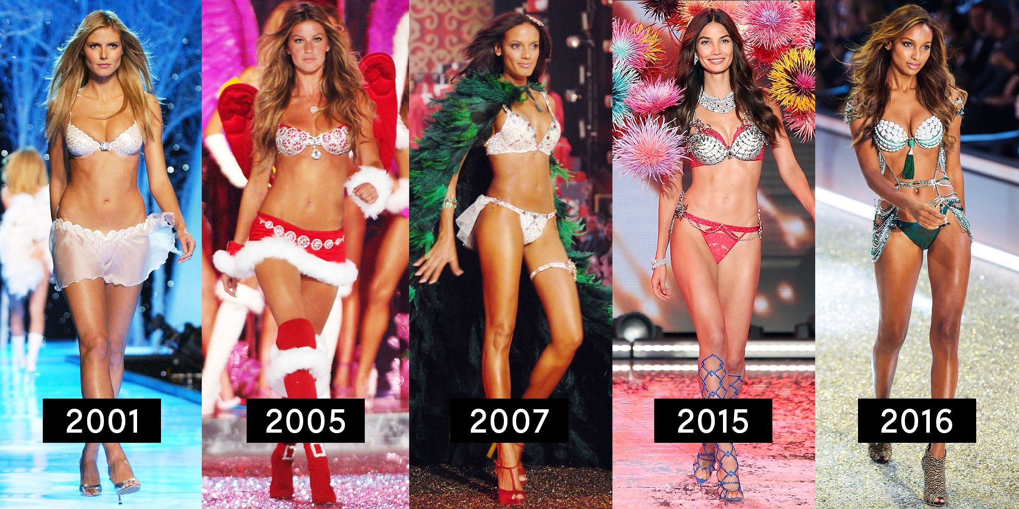 cf448a0744a9b $137 Million in Bras: The Complete Evolution of the Victoria's ...