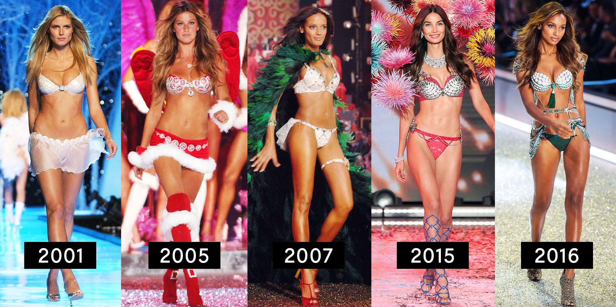 $137 Million in Bras: The Complete Evolution of the Victoria's Secret Fantasy Bra