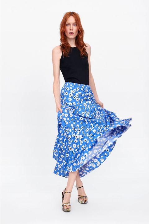 valor por dinero en stock mayor selección La falda de Zara más rebajada - La prenda top de rebajas de Zara