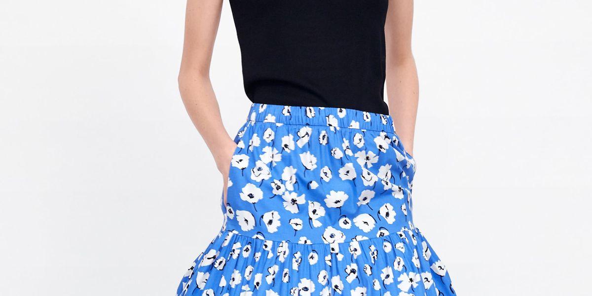 dddff7c53 La falda de Zara más rebajada - La prenda top de rebajas de Zara
