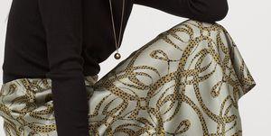 shoppingfaldas estampadas de nueva colección de H&M