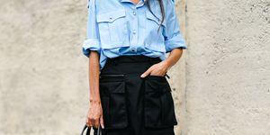 shoppingfaldas de tiro alto que estilizan de Bershka, Sfera, Zara, Stradivarius y H&M perfectas para todo tipo de looks