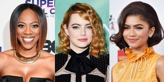 2017 hairstyles haircuts and hair colors celebrity hairstyles elle