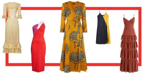 7dfa4f27c8 What to Wear to a Fall Wedding 2018 - 18 Fall Wedding Dress Ideas