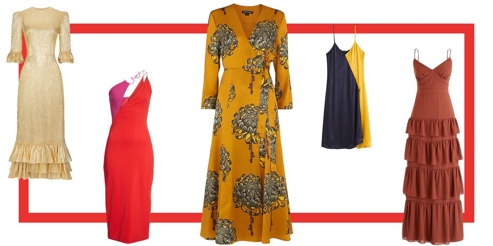 18 Dresses to Wear to a Fall Wedding