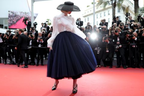 """once upon a time in hollywood"" red carpet   the 72nd annual cannes film festival"
