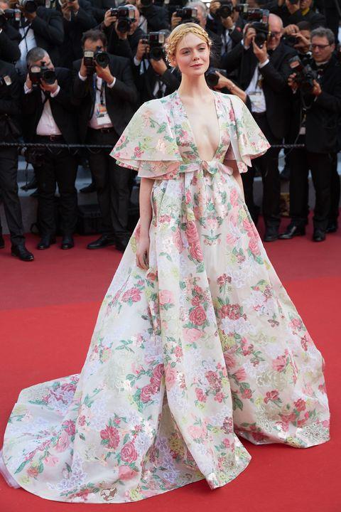 cannes film festival biggest dresses