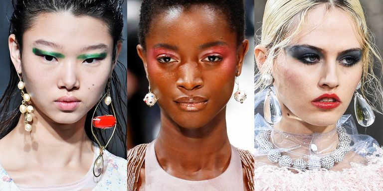 Fashion Week Beauty 2018: The Best Makeup Looks From Spring 2018 Runways