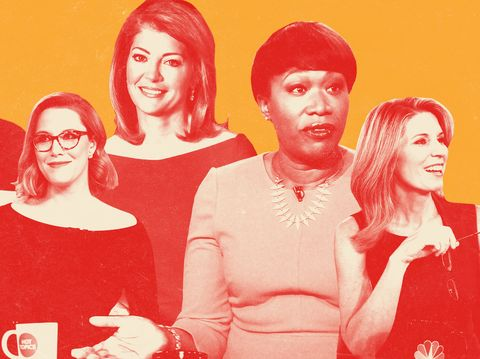 Men Interrupt These Newswomen All the Time. Here's What They're Thinking.