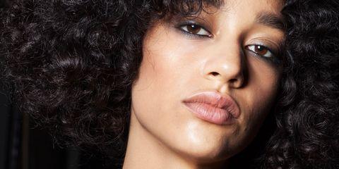 Face, Hair, Cheek, Nose, Lip, Eyebrow, Skin, Chin, Hairstyle, Beauty,