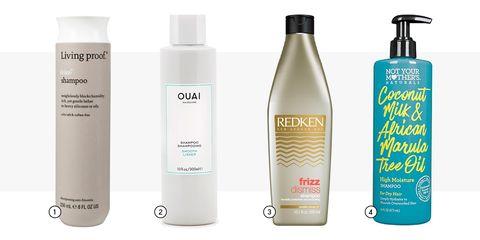 Frizz Fighting Shampoo