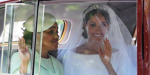 Royal wedding Filigree Tiara