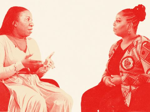 Patrisse Cullors and Tarana Burke: Anger, Activism, and Action