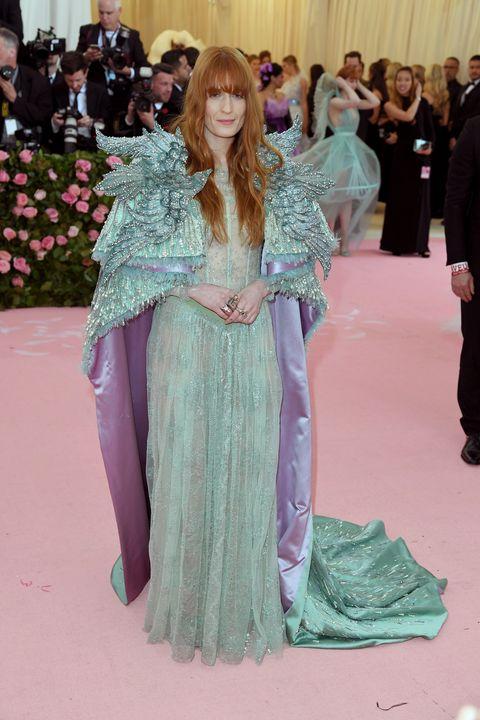 Florence Welch Gala MET 2019