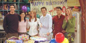 Friends Television Stills Elle