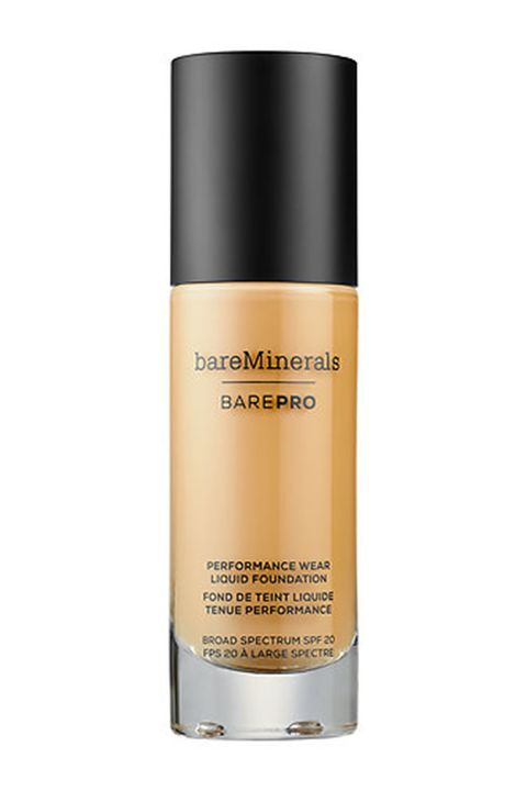 Bare Minerals barePro Performance Wear Liquid Foundation. image