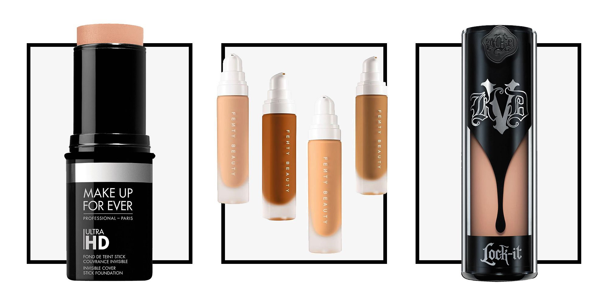 17 Full-Coverage Foundations That Make Skin Look Naturally Flawless