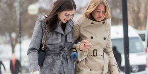 shoppinggabardinas de nueva temporada elegantes de Massimo Dutti, Uterqüe, Stradivarius, &Other Stories, H&M, Mango y Primark