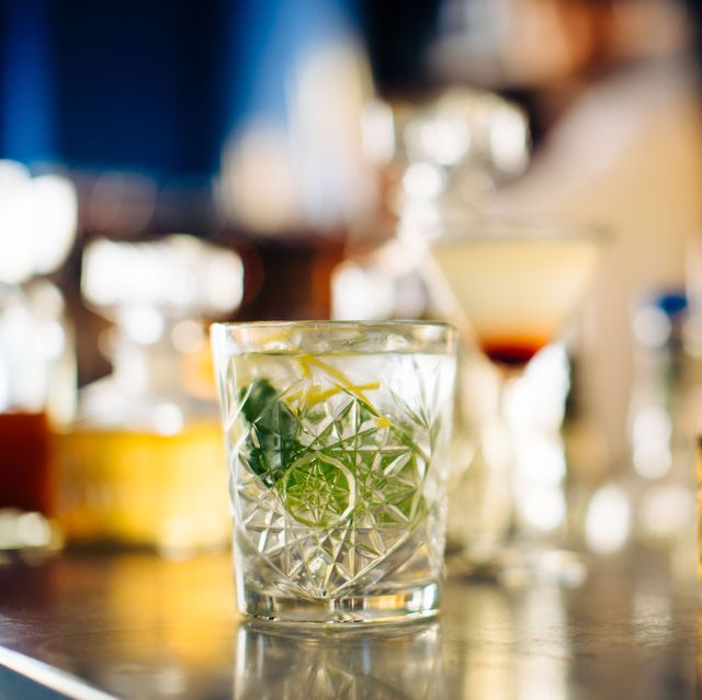 trucos para preparar el gin tonic perfecto