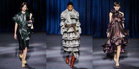 3176d9ea8b3 62 Looks From Givenchy Fall 2018 PFW Show – Givenchy Runway at Paris ...