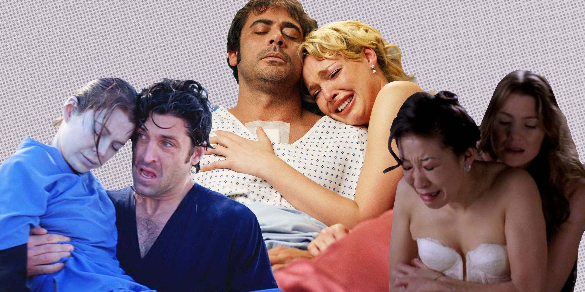 15 Best Greys Anatomy Meltdowns Most Emotional Greys Anatomy Moments