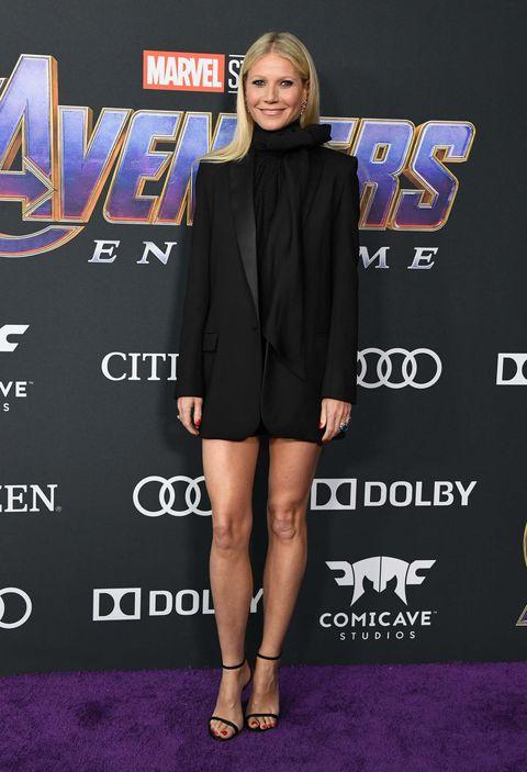 Gwyneth PaltrowVengadores: Endgame estreno alfombra roja