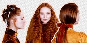 Christmas Party Hair How-To