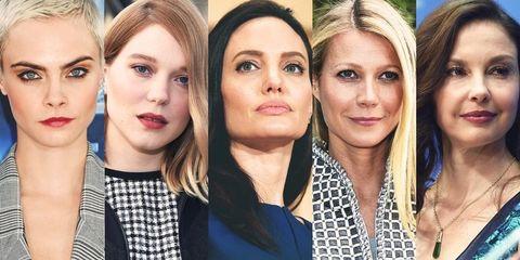 Harvey Weinstein's Accusers