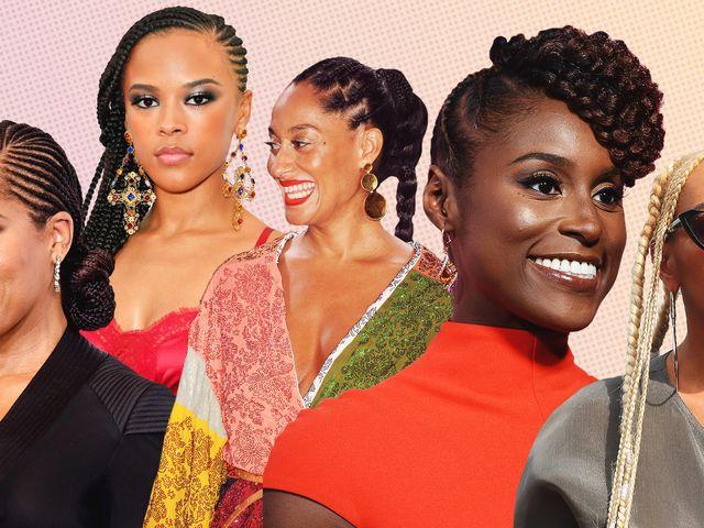 How Braids Tell America's Black Hair History