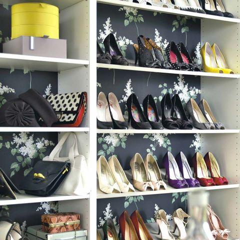 Ideas para ganar espacio en el vestidor