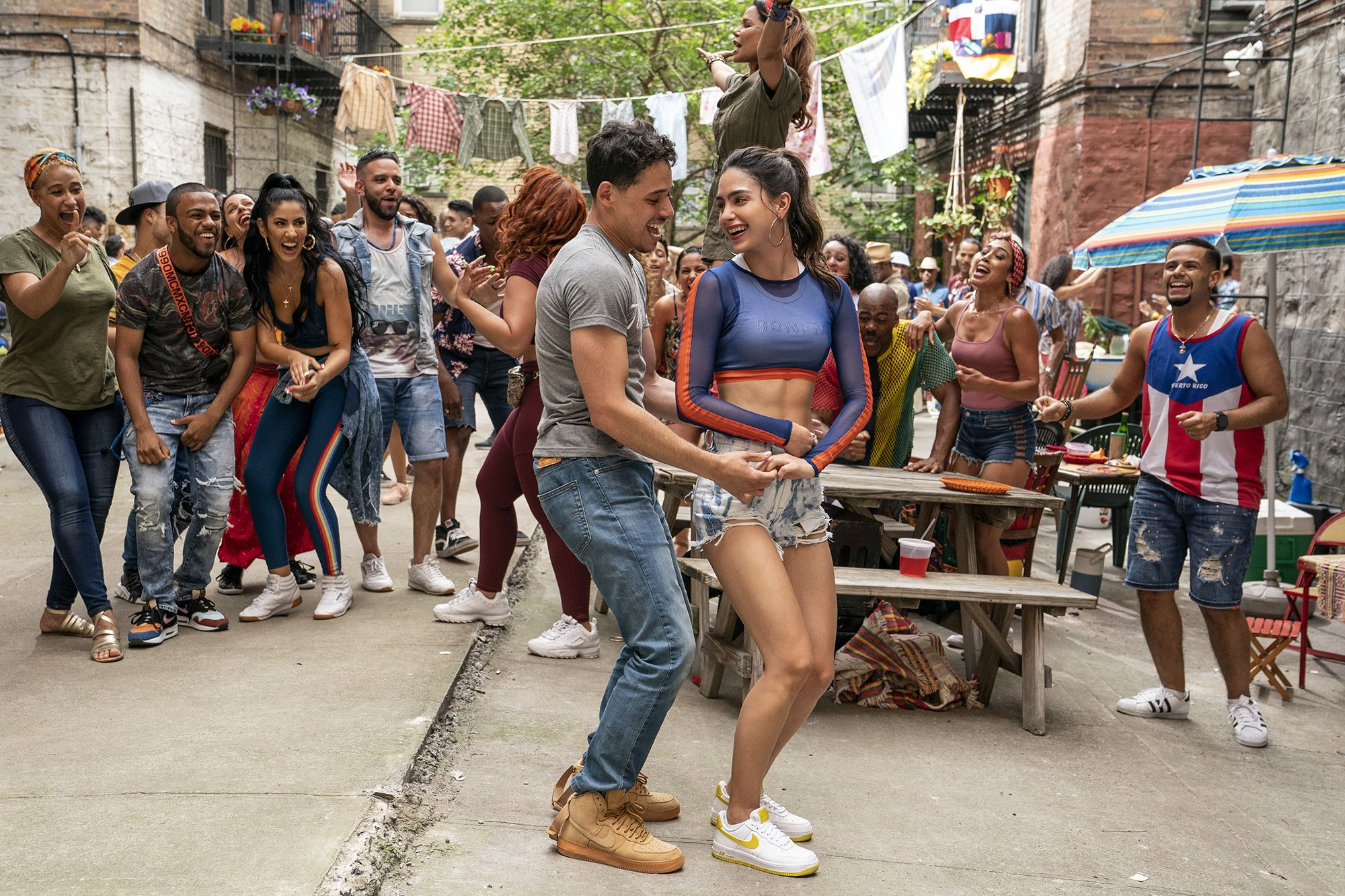 """The Cast of In the Heights on the Movie's Impact: """"It's Going to Be Game-Changing for Us"""""""