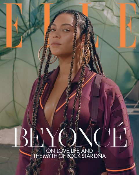 Beyonce On Motherhood Self Care And Her Quest For Purpose