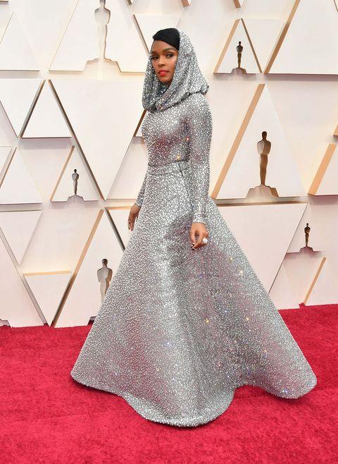 Janelle Monáe,Premios Oscar 2020. Foto: Getty Images