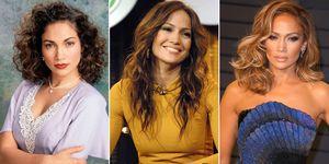 Jennifer Lopez estilo