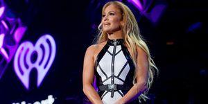 Jennifer Lopez corte pelo media melena