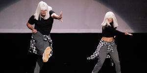 Jennifer Lopez vídeo bailando Jimmy Fallon
